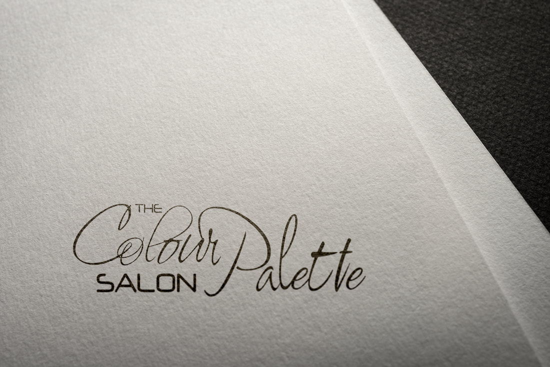 The Calour Palette Logo